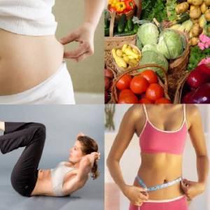 как похудеть