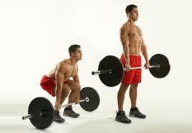 как делать становую тягу
