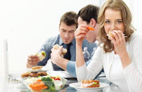 как успеть вовремя поесть