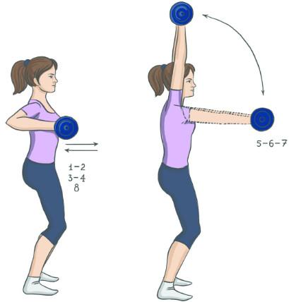 Эффективный экспресс-комплекс для мышц груди дома