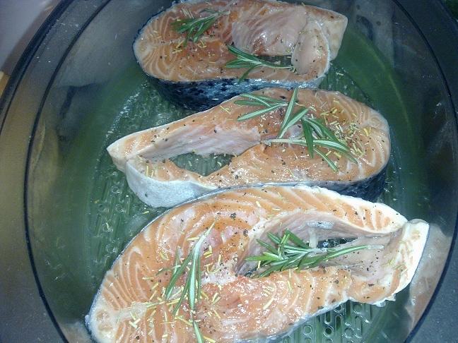 как приготовить рыбу в пароварке. фитнес-рецепт