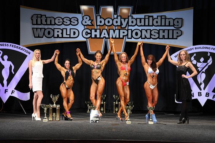 World Championship 2012. Финал. Женщины.