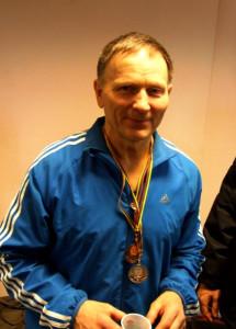 Мой тренер Vladas Zaniauskas