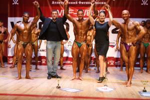 Кубок Мира по фитнесу и бодибилдингу 2014